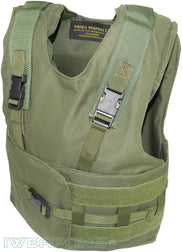 IWEAPONS® Zahal Hashmonai Bulletproof Vest with Option for III/3 Plates