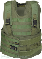 IWEAPONS® Zahal Hashmonai MOLLE Bulletproof Vest with Option for III/3 Plates