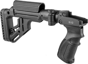 UAS Folding Buttstock with Cheek Piece for Dragunov/SVD