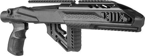 UAS Polymer Stock Conversion Kit for Ruger 10/22 + Top Picatinny Rail