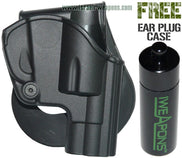 S&W Fits all J Frame .38 Polymer Concealed Carry Holster