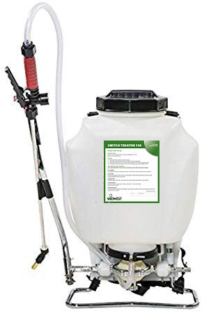 Model 150 Backpack Sprayer