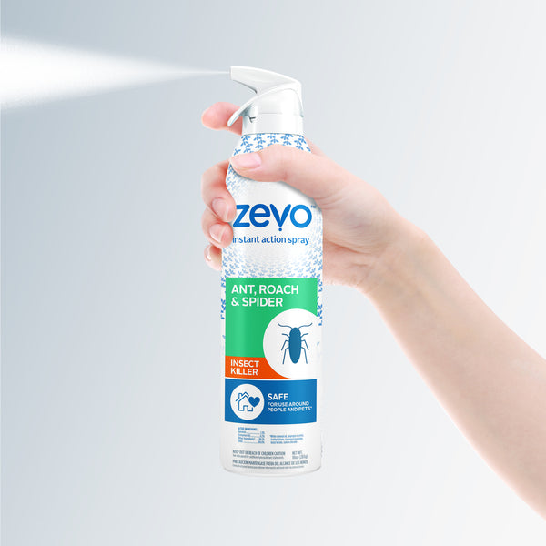 Zevo Instant Action Spray Complete Insect Control Sprays