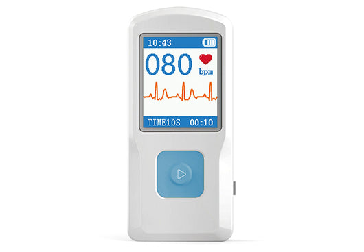 Portable Handheld ECG Monitor