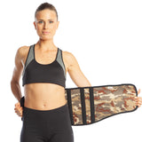 Medical Back Brace - Lumbosacral Corset Neoprene Camouflage