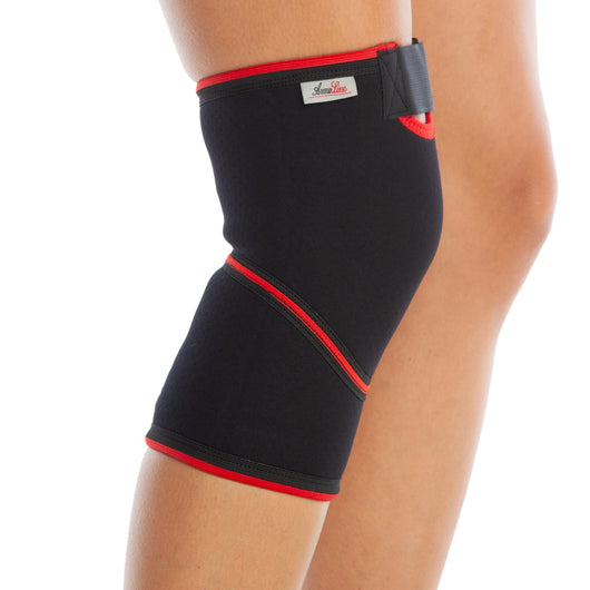 Knee Support -Close Patella - Camouflage/Black