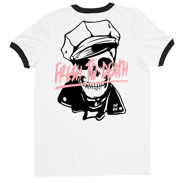Fresh To Death Ringer Tee T-Shirt