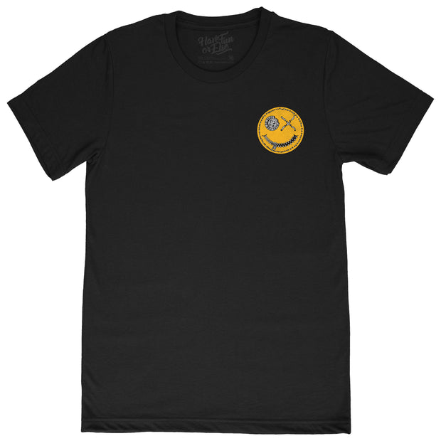 "No Worries ""Smiley"" Tee T-Shirt"