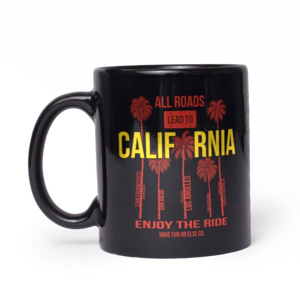 "Enjoy The Ride ""California"" Mug Mug"