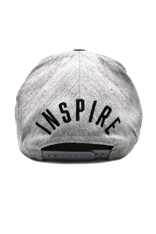 Inspire Light Bulb Patch Snap Back