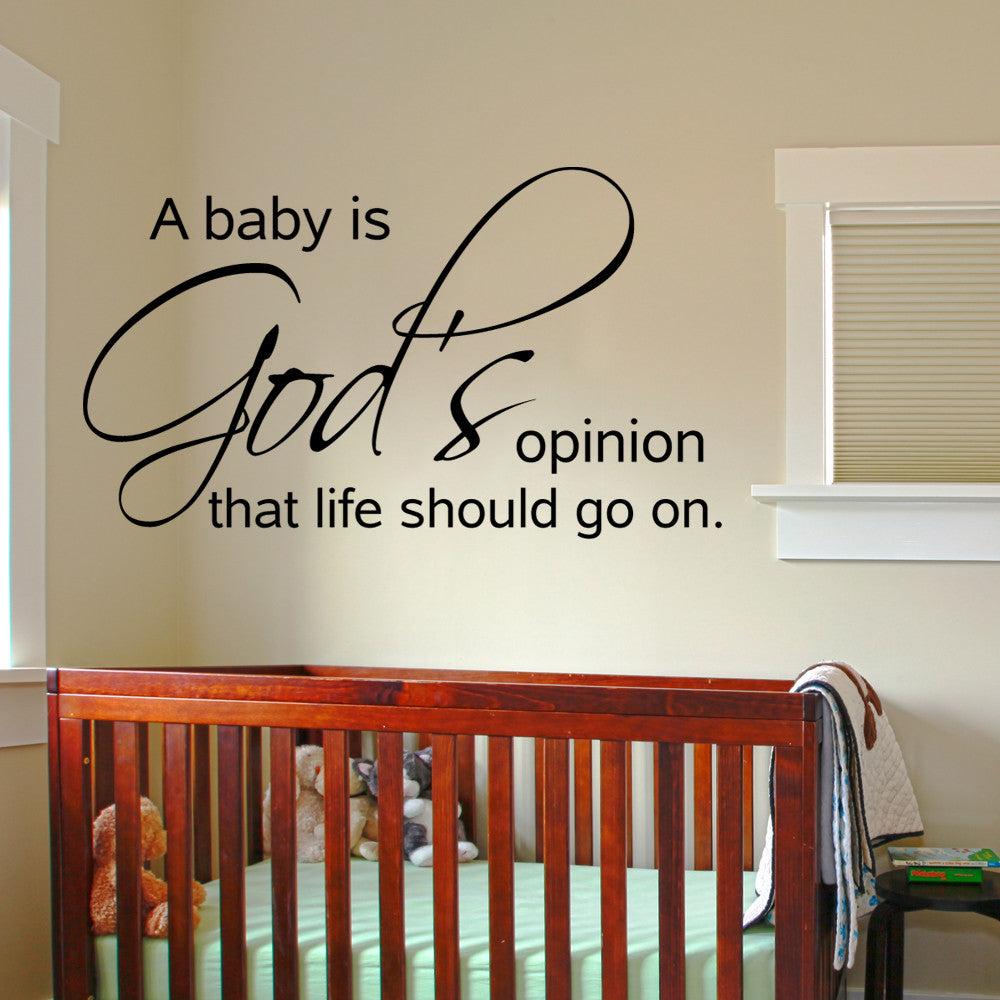 Baby And Nursery Wall Decal Quotes Happy Walls - Nursery wall sticker quotes