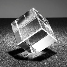 Load image into Gallery viewer, Crystal Cube Diamond Cut - Crystal Moments