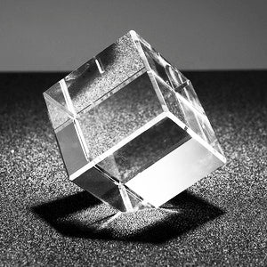 Crystal Cube Diamond Cut - Crystal Moments