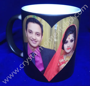 Personalized Ceramic Photo Print Mug - Crystal Moments