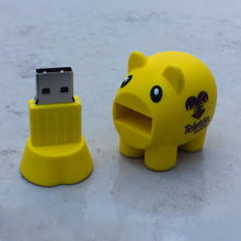 Load image into Gallery viewer, Customized Plastic Body Pen Drive
