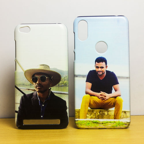 customized mobile back cover with photo print