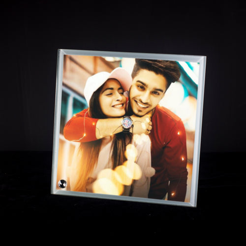 Rectangle Sublimation Glass Photo Frame