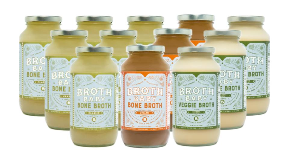 Fresh Beginnings Broth Cleanse