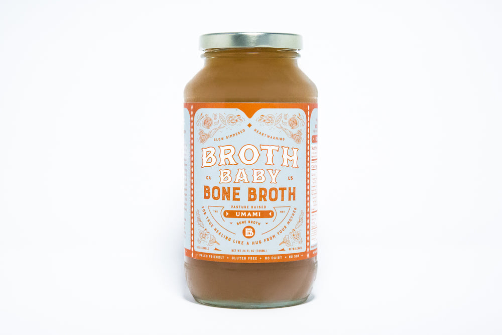Umami Beef Bone Broth