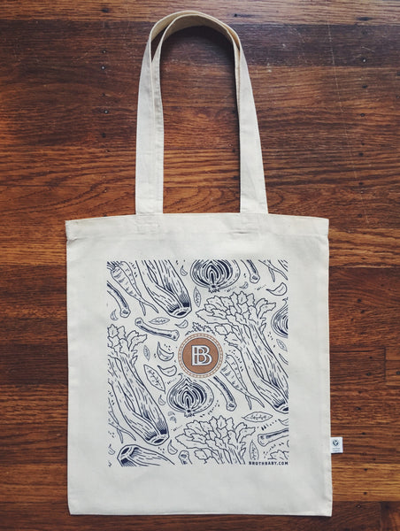 Broth Baby Tote - Broth Baby