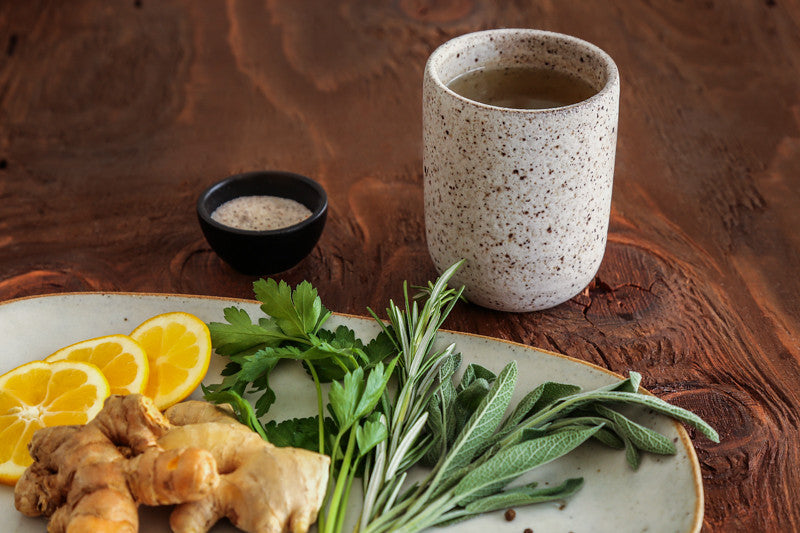 24 oz. Umami Beef Bone Broth