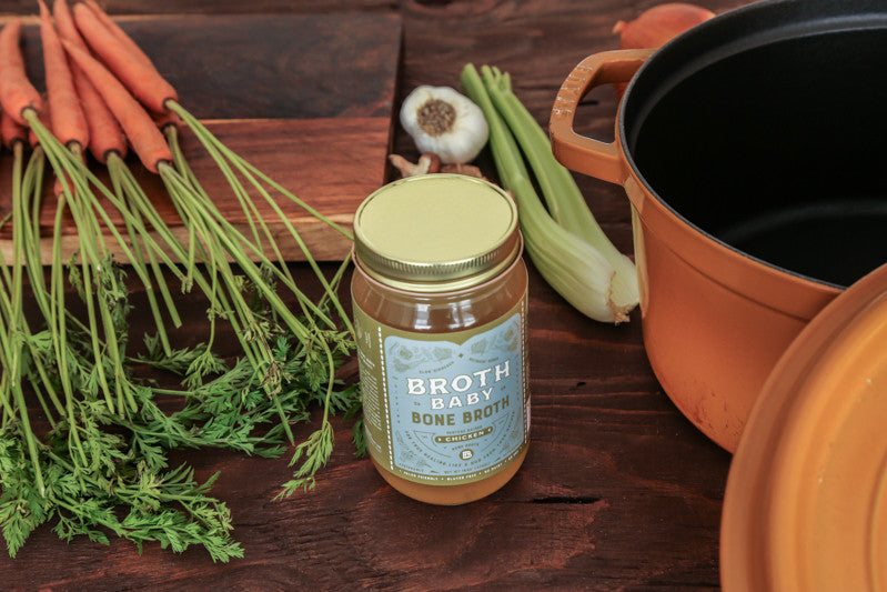24 oz. Classic Chicken Bone Broth