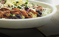 SATURDAY ONLY Steak Burrito Bowl