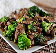 Beef with Broccoli (pint)