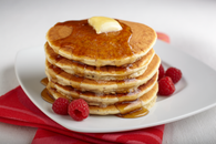 Golden Brown Pancakes