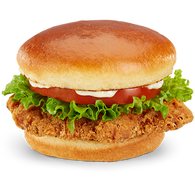 Buttermilk Crispy Chicken Sandwich