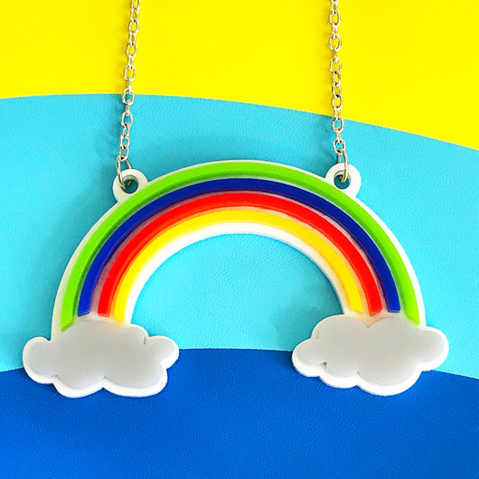 Rainbow Necklace