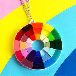 Colour Wheel Necklace