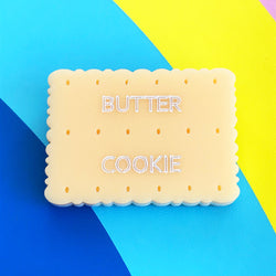 Butter Cookie Brooch