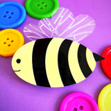 Cute Bee Brooch