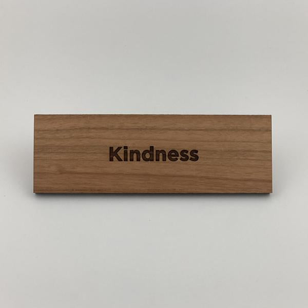 MakerQuote: Kindness