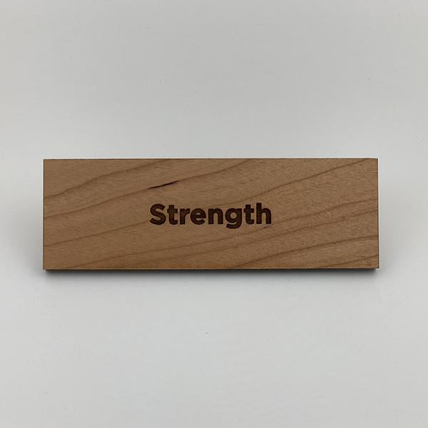 MakerQuote: Strength