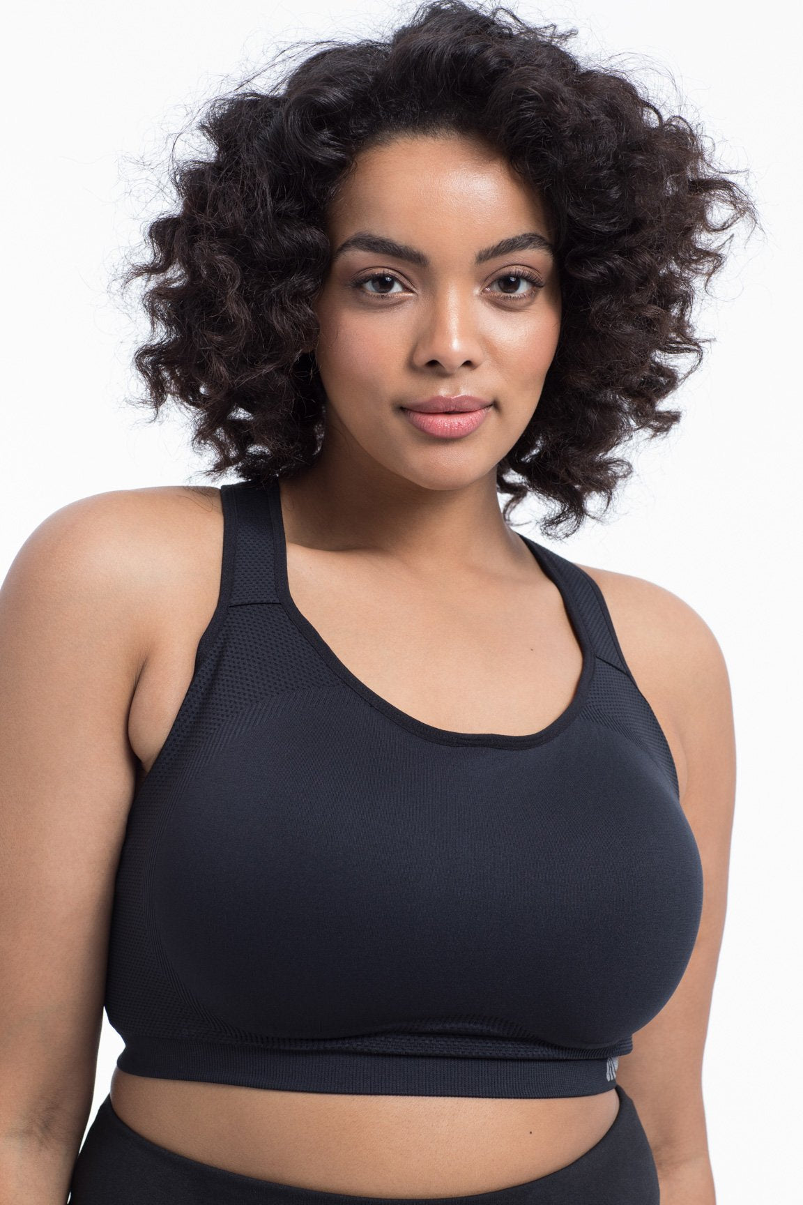 eb01cdf93a859 Seamless Sports Bra (Plus Size).  38.99  55.00 Available in 2 Colors