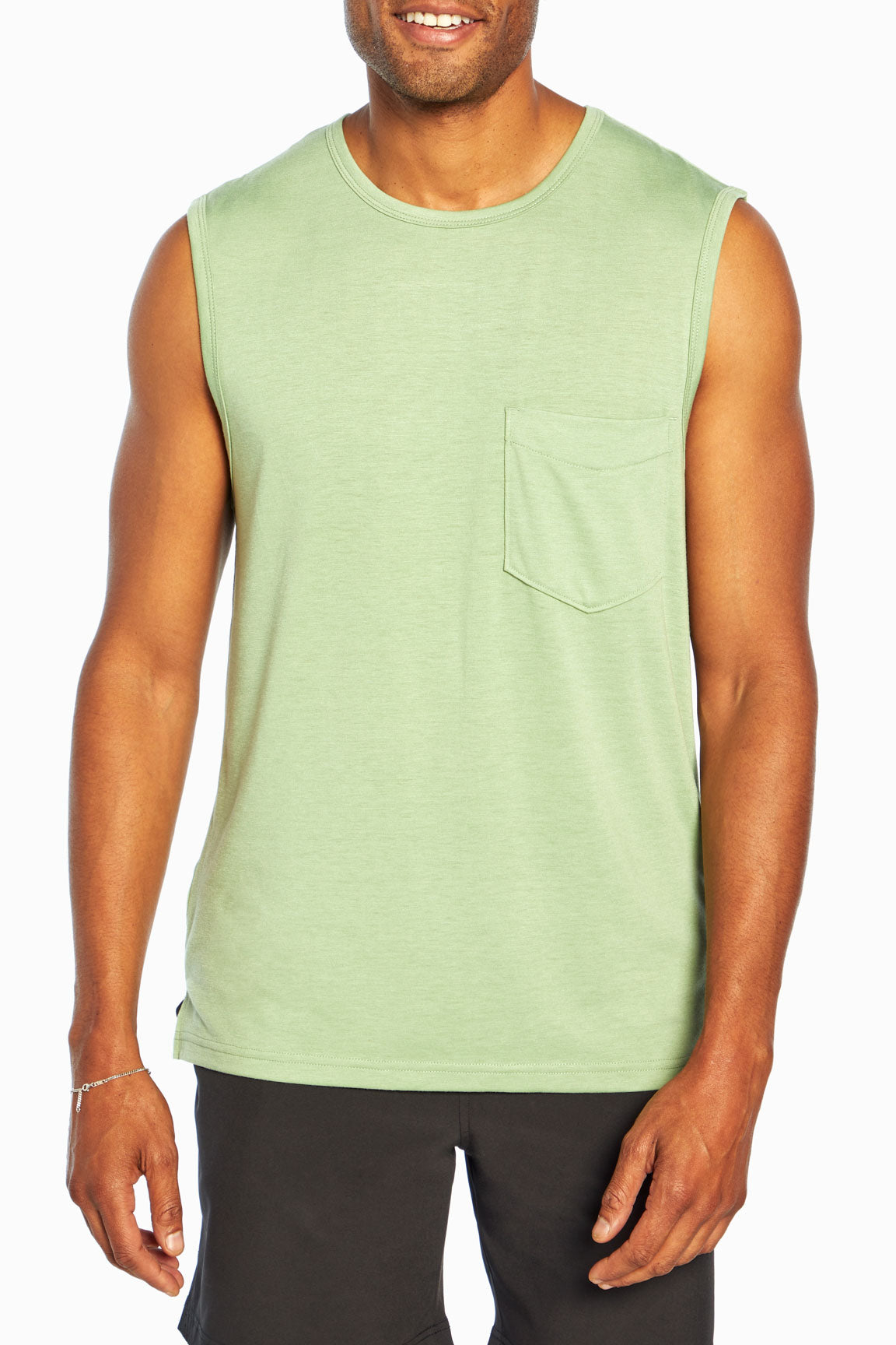 Balance Collection Mens The Jersey Pocket Short