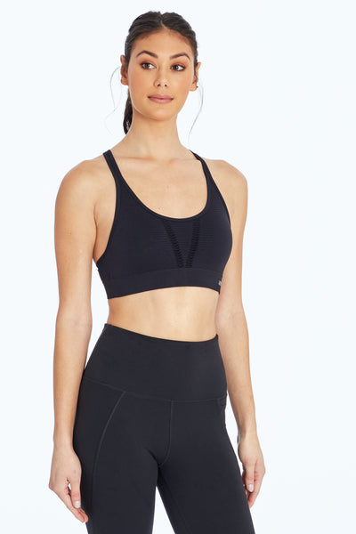 Serenity Seamless Sports Bra