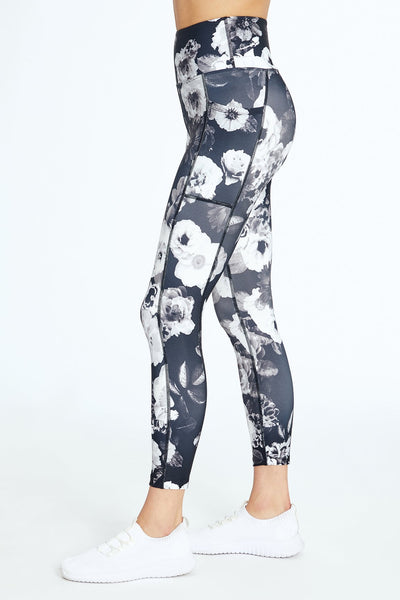 XRAY FLORAL GRAY
