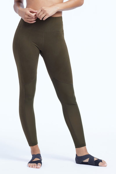 Olivia Vented High Rise Tummy Control Legging