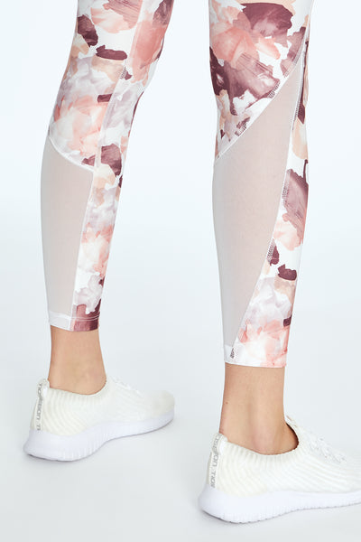 Airbrush Side Pocket Legging