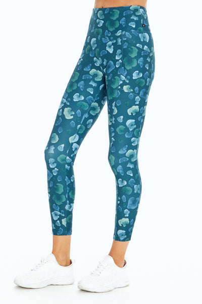 WATERCOLOR ANIMAL DEEP TEAL
