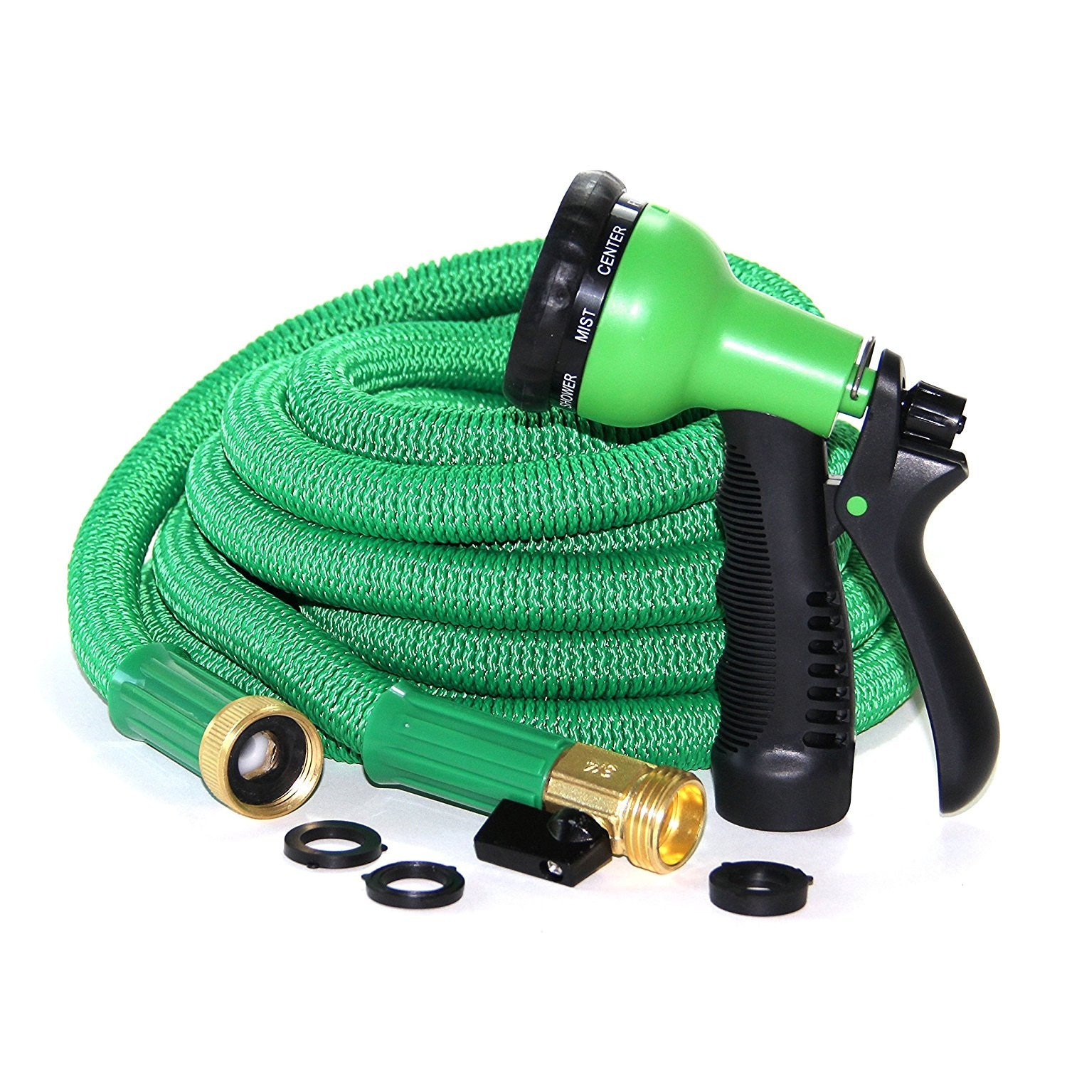 50 ft Heavy Duty Expandable Garden Hose RINO