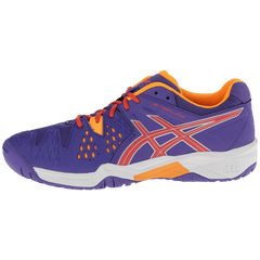 Asics gel resolution 6 gs tennis shoe