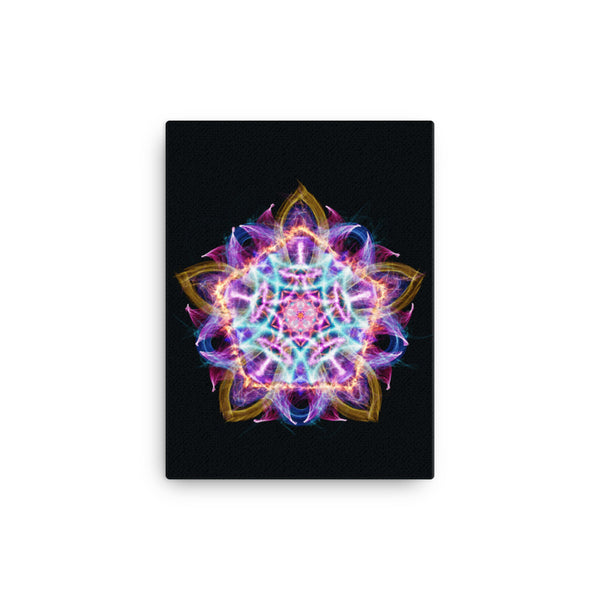 Canvas Mandala : Connection