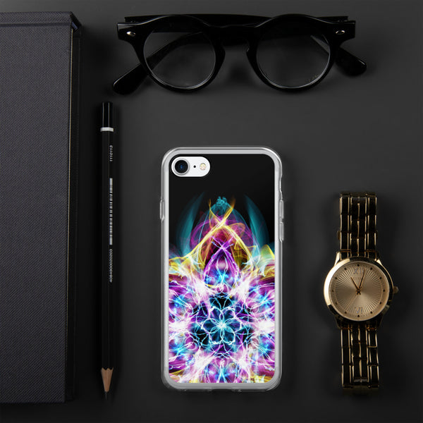 iPhone Case Mandala : Flower Of Life II