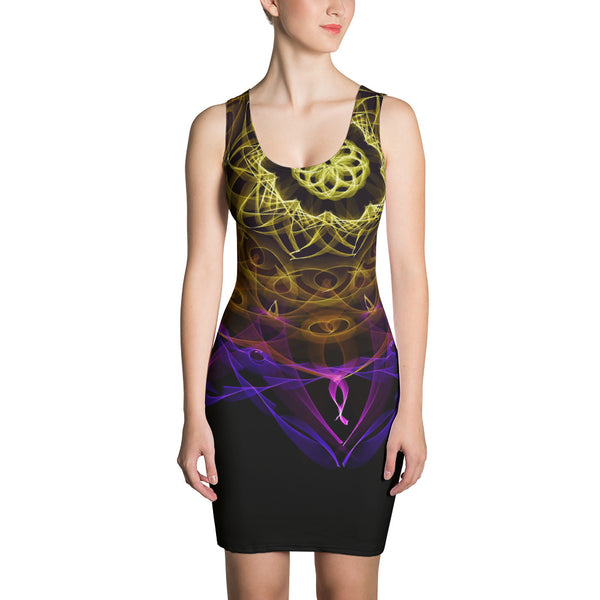 Fitted Dress Mandala : Harmony II