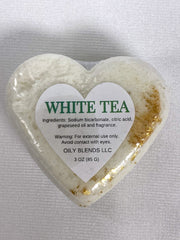 White Tea Bath Bomb