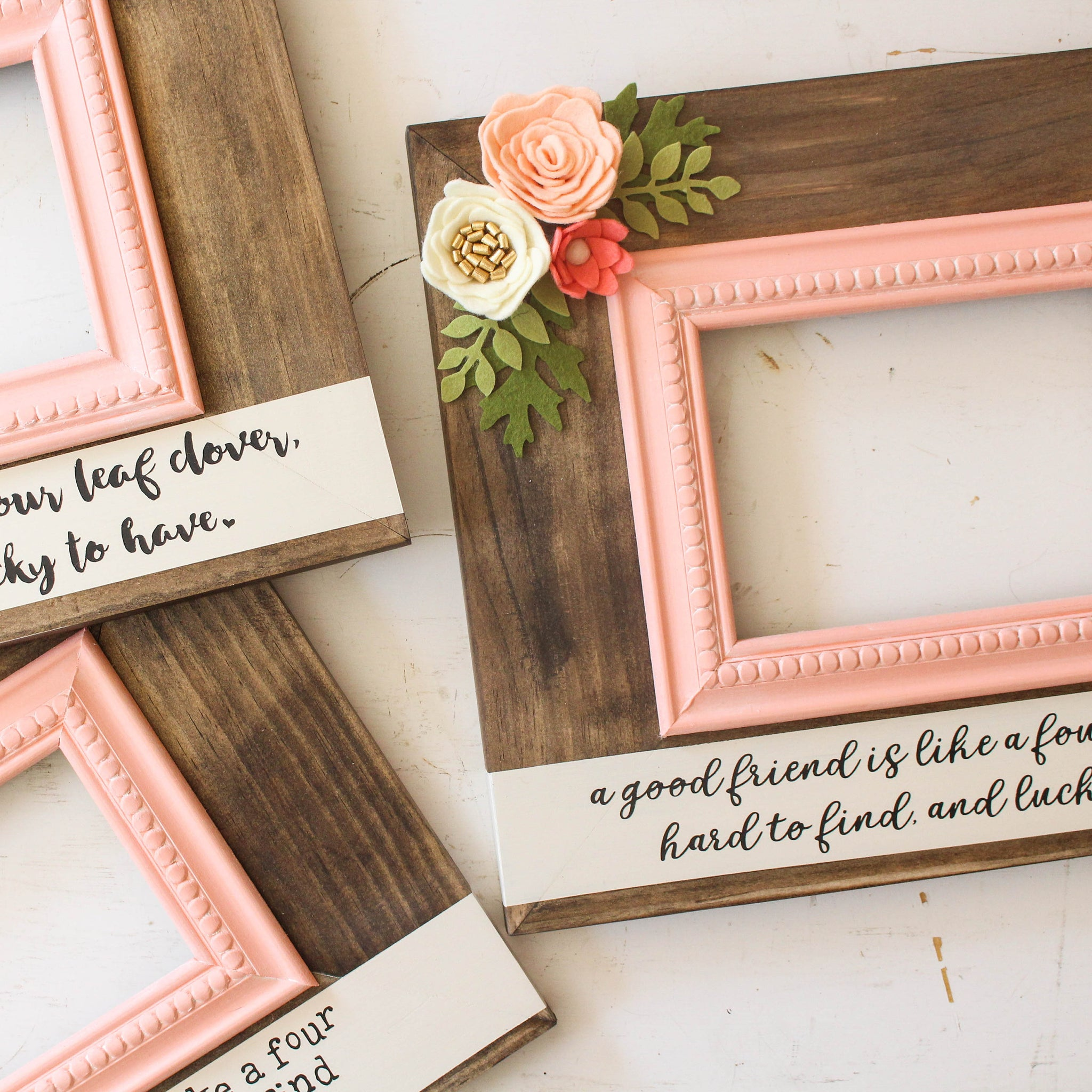 Best Friend Picture Frame OR Choose Your Own Quote,  4x6 or 5x7, Long Distance Gift,  Going Away Gift, Moving Away Gift,